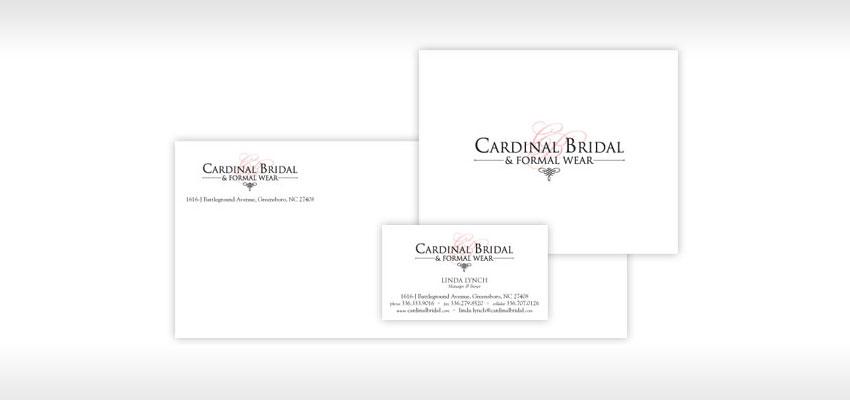 greensboro letterhead stationery envelope designers